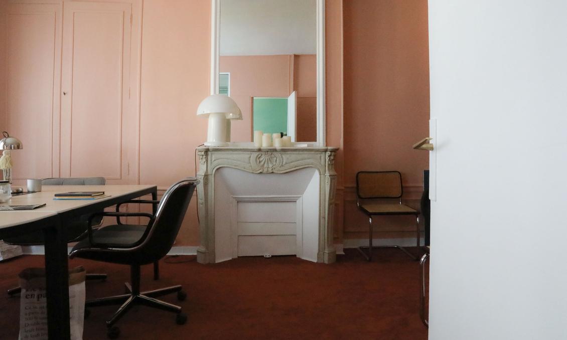 Les bureaux de the socialite family for Moquette pour bureau