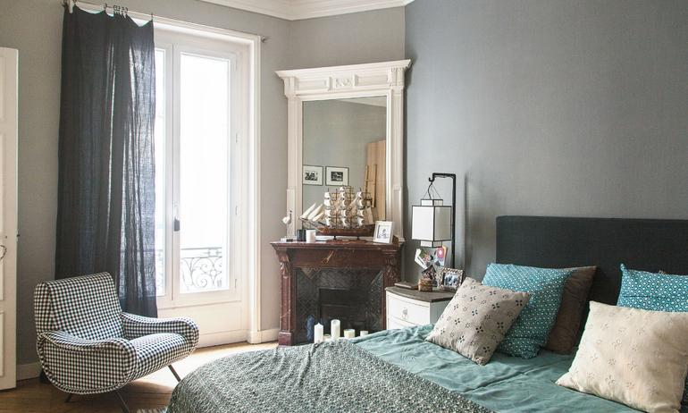 Chambre Appartement Paris Camille Co