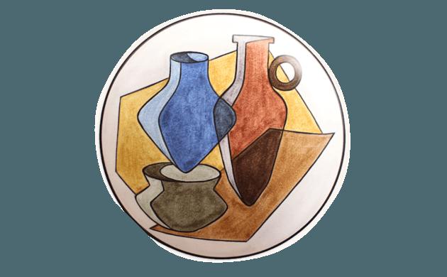 Plat en céramique SØHOLM