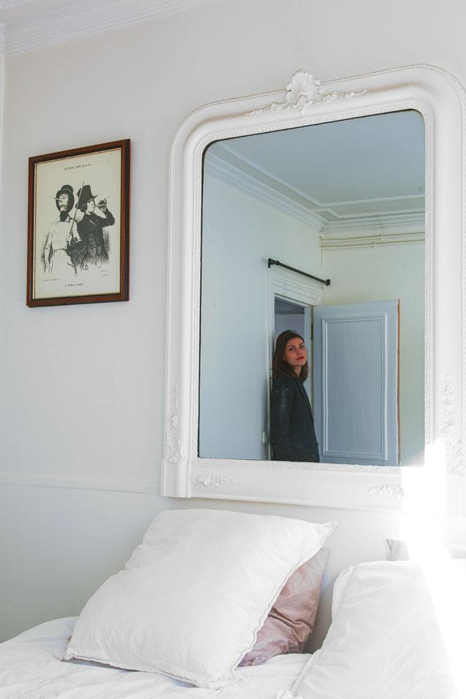 Portrait Diane Ducasse Créatrice DA/DA Chambre Appartement