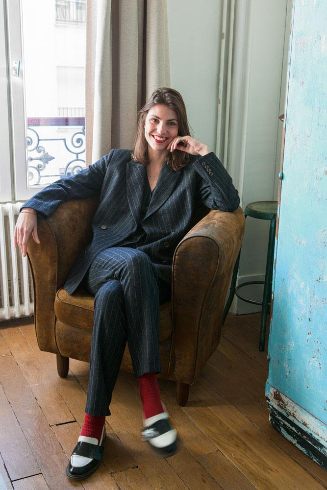 Portrait Diane Ducasse Créatrice DA/DA Appartement