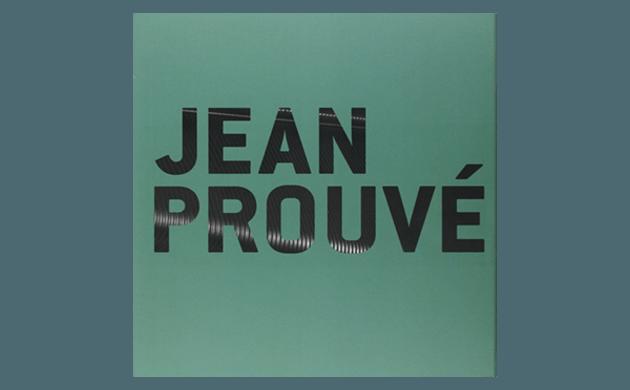 Jean Prouvé – Catalogue d'exposition de Nancy