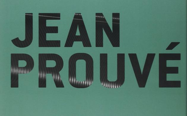 Jean Prouvé – Exhibition of Nancy catalog