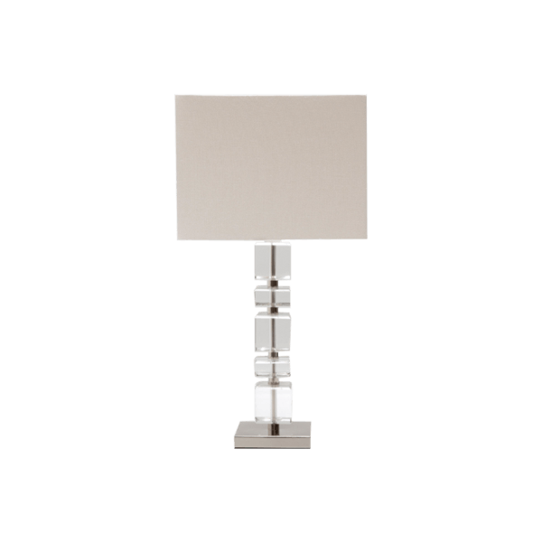 Lampe Cubes Cristal The Socialite Family