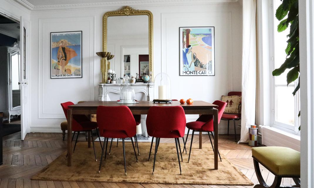 cool salle manger cratrice maison pre camille omerin with maison du monde calanque