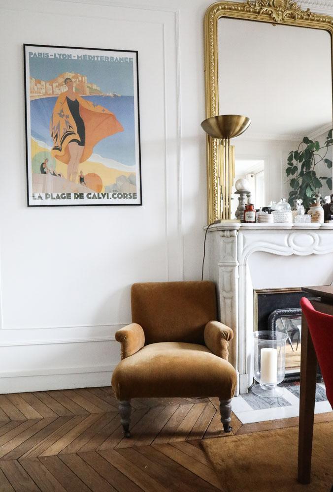 Salon Fauteuil Crapaud Créatrice Maison Père Camille Omerin