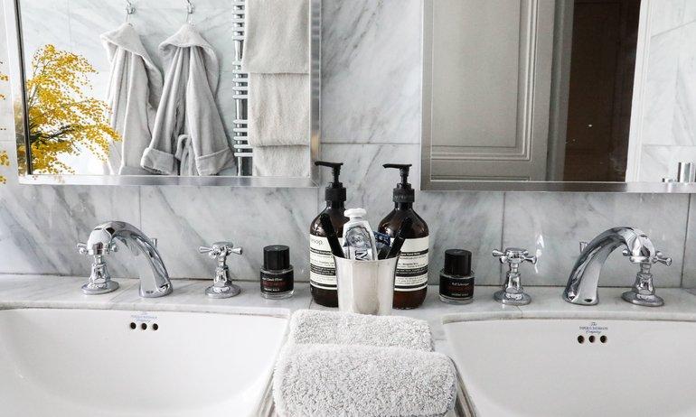 Accessoiriser sa salle de bain