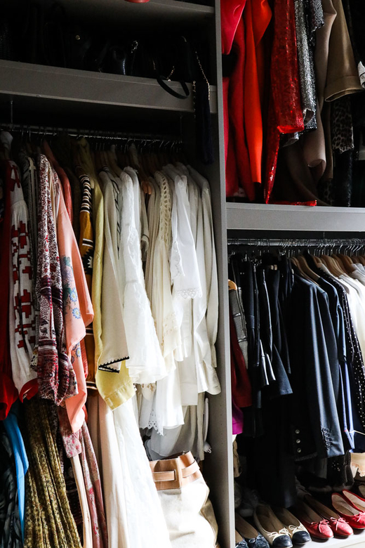 Dressing Habits Mode Appartement Paris Marianne Fersing