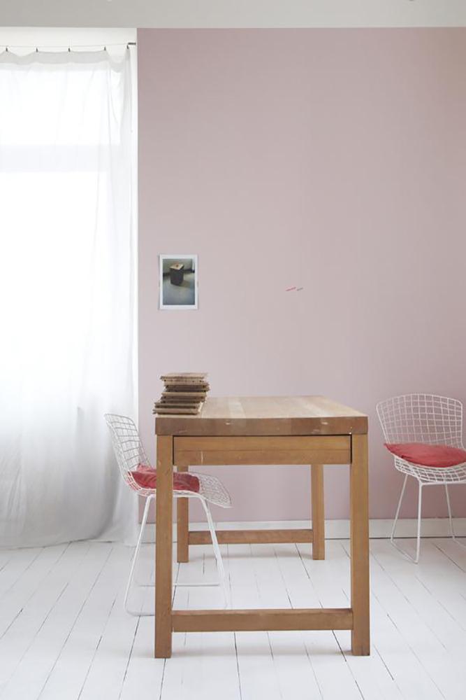 Bureau Création Chaises Side Blanches Nantes Aurélie Lecuyer