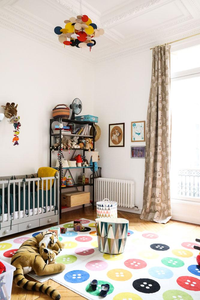 Chambre d'enfant Fils Ortensia Castelli Leopoldo Appartement
