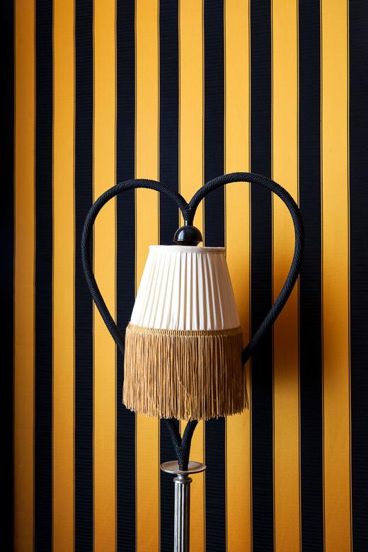Lampe Imprimé Maison Souquet Hôtel Paris Montmartre