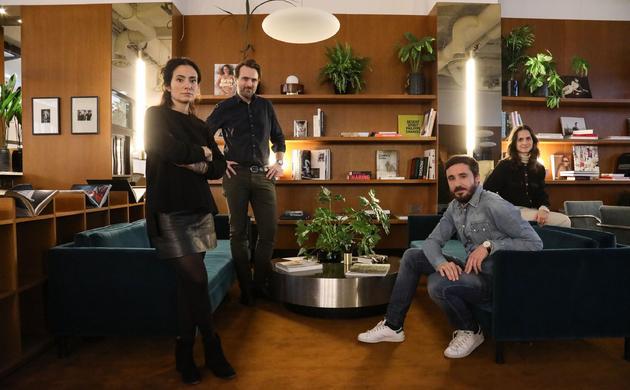 Emily marant 39 s cercle des dianes the socialite family - Bureau de change paris 7 ...