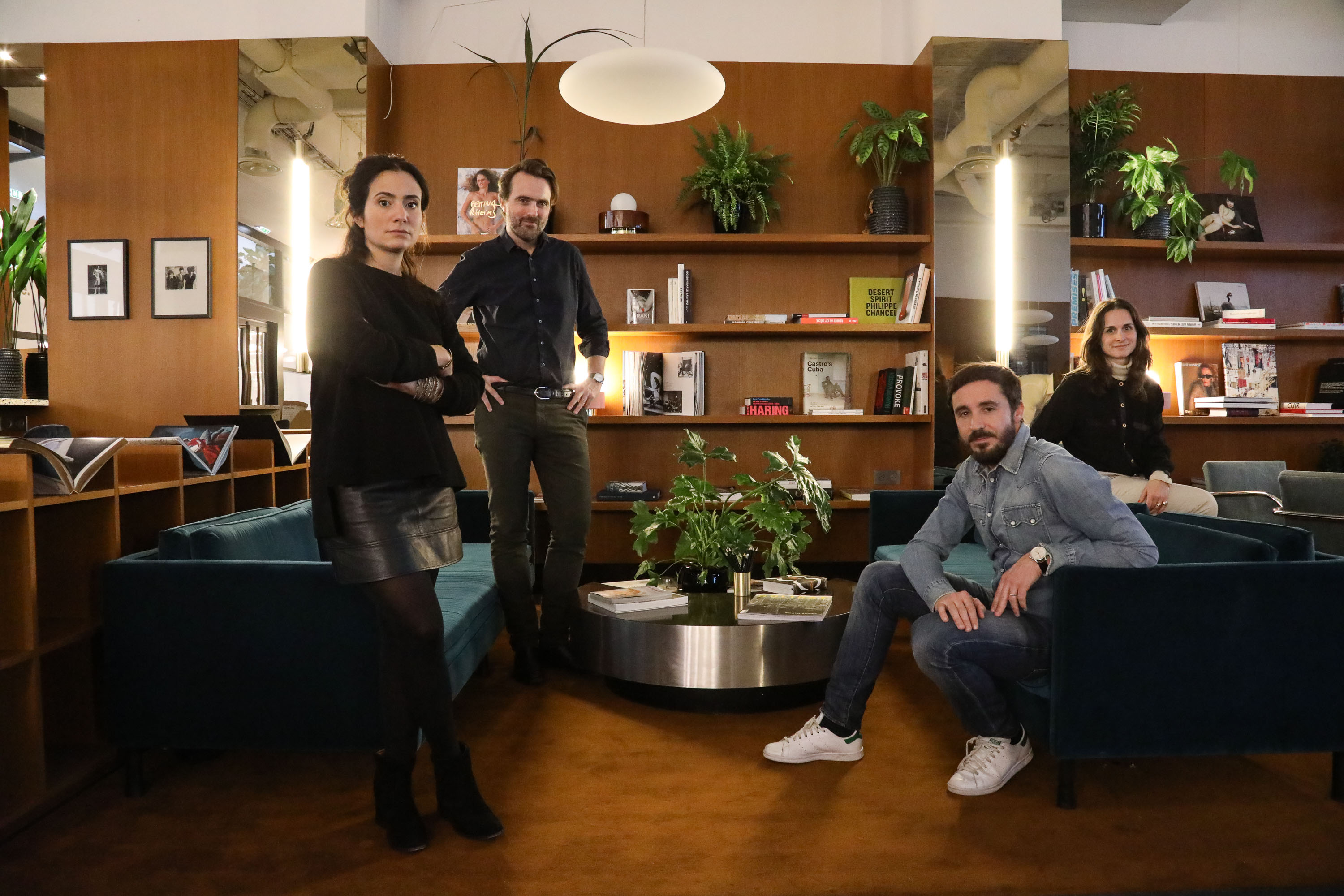 The bureau change your way of working the socialite family