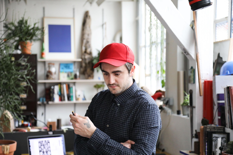 Atelier Commode Illustrateur Portrait Ugo Gattoni