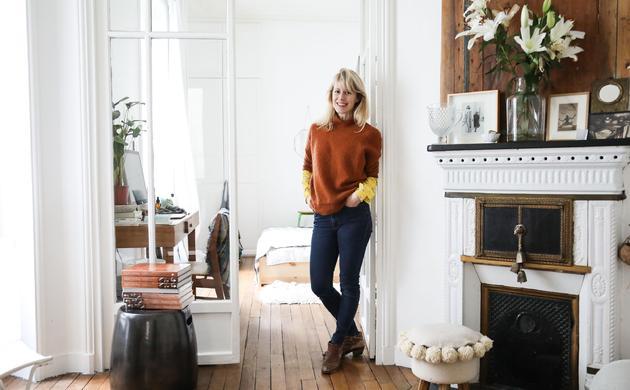 Carrie Solomon, une chef à Paris
