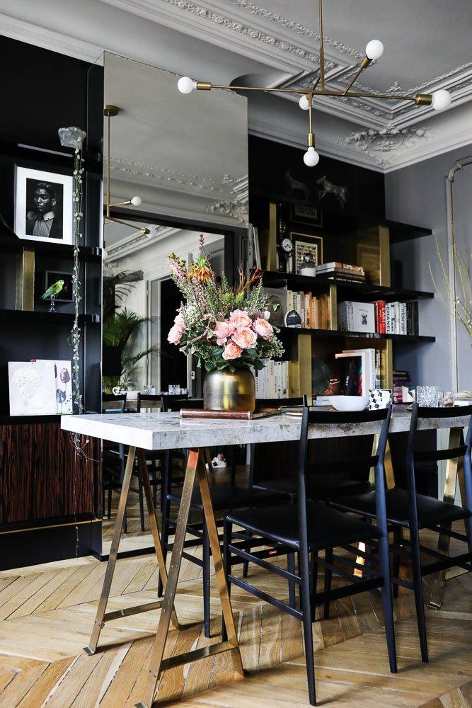 10 tables pour salles à manger - The Socialite Family
