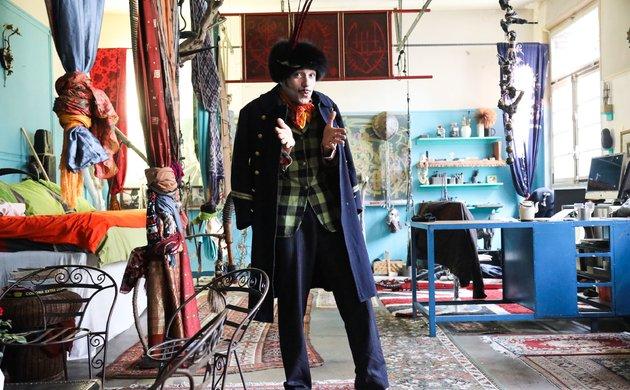 David Daim, artiste joaillier