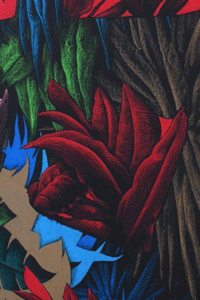 Peinture Art Julien Colombier et Audrey Guimard Atelier Bagnolet Paris