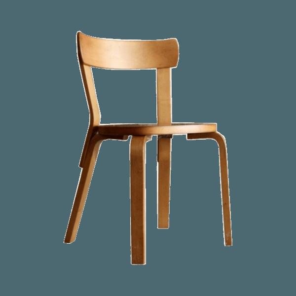 69 Chair By Alvar Aalto Artek Edition