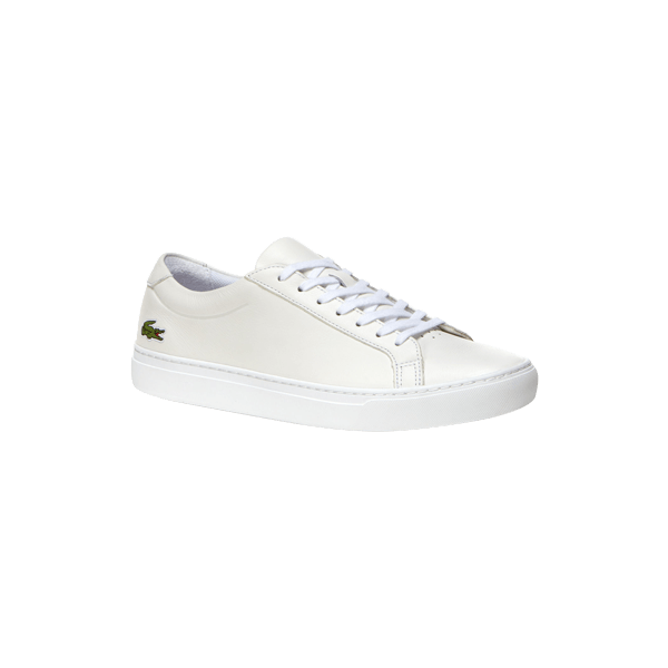 129043fbab83 Lacoste L.12.12 Leather Shoes - The Socialite Family