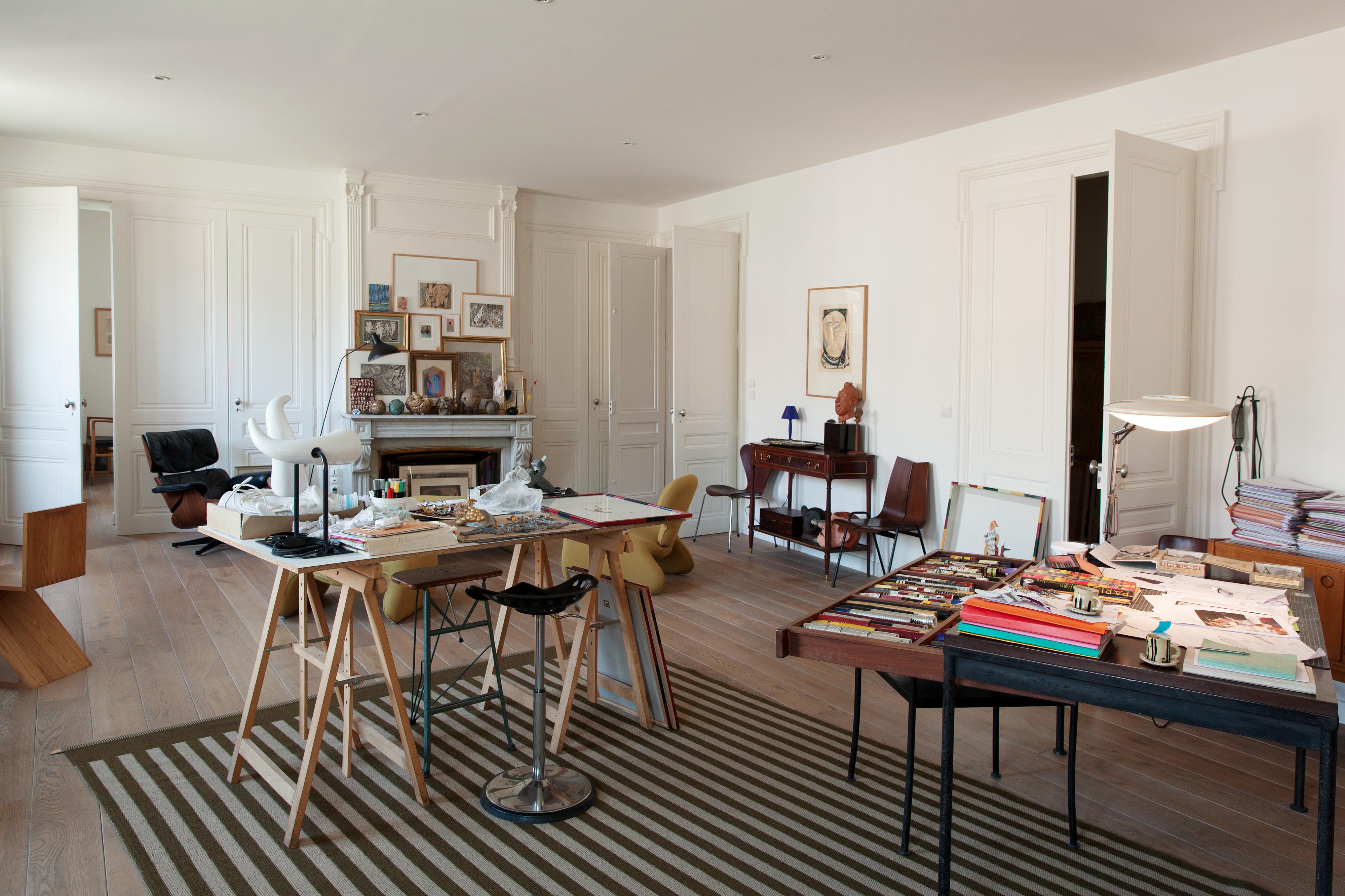 Salon – Gerard Puvis