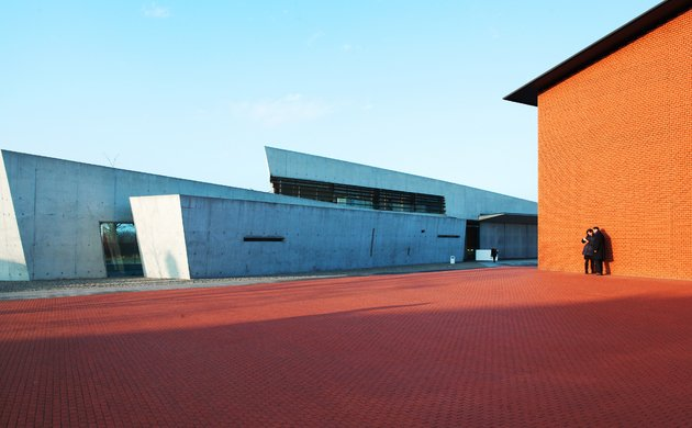 Vitra Campus, an Immersion into the World of Design