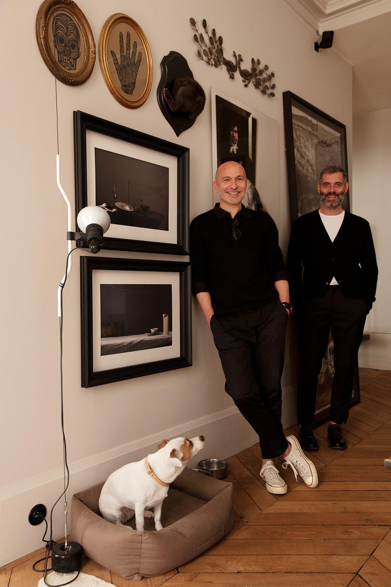 Portrait Créateurs Maison Hand Pierre Emmanuel Martin et Stéphane Garotin Lyon
