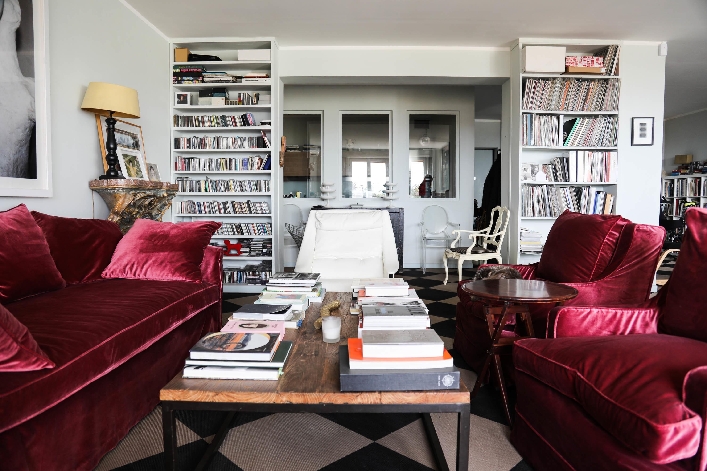 Salon – Marie Louise Scio