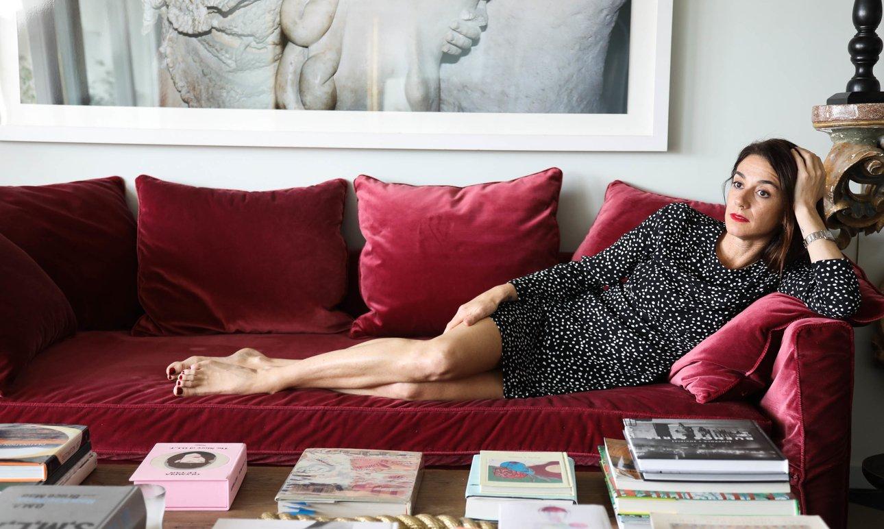 Marie-Louise Scio, dynastie dolce vita