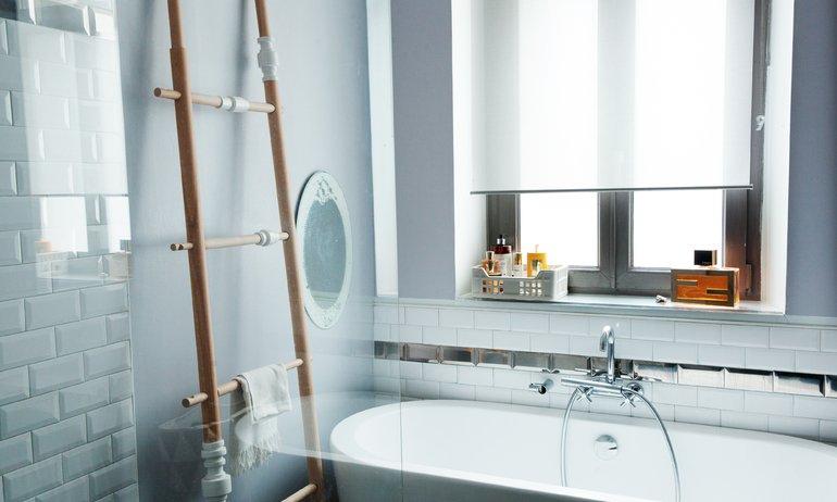 Salle de bains Carreaux Blanche Laure Marie Stiletta
