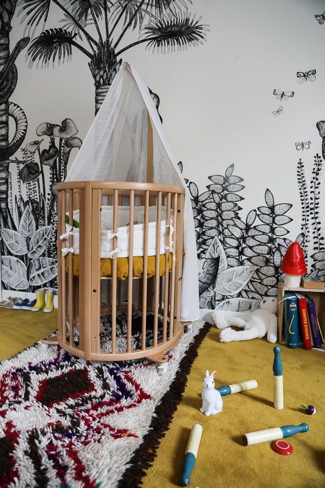 une chambre pour deux enfants the socialite family. Black Bedroom Furniture Sets. Home Design Ideas