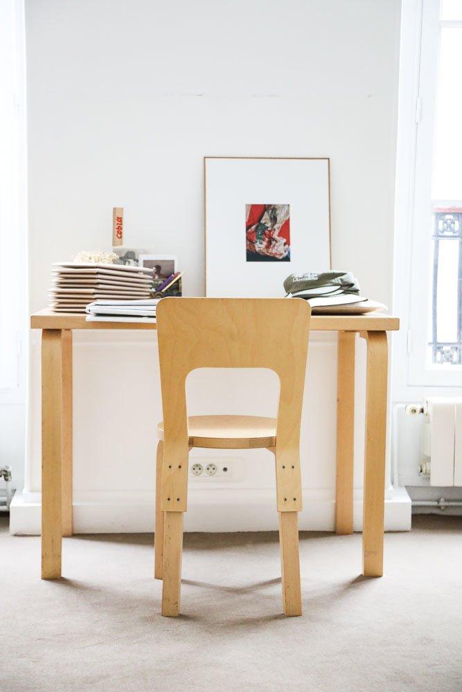 Bureau Haydée Touitou Sofia Nebiolo et Sarah de Mavaleix Appartement Paris