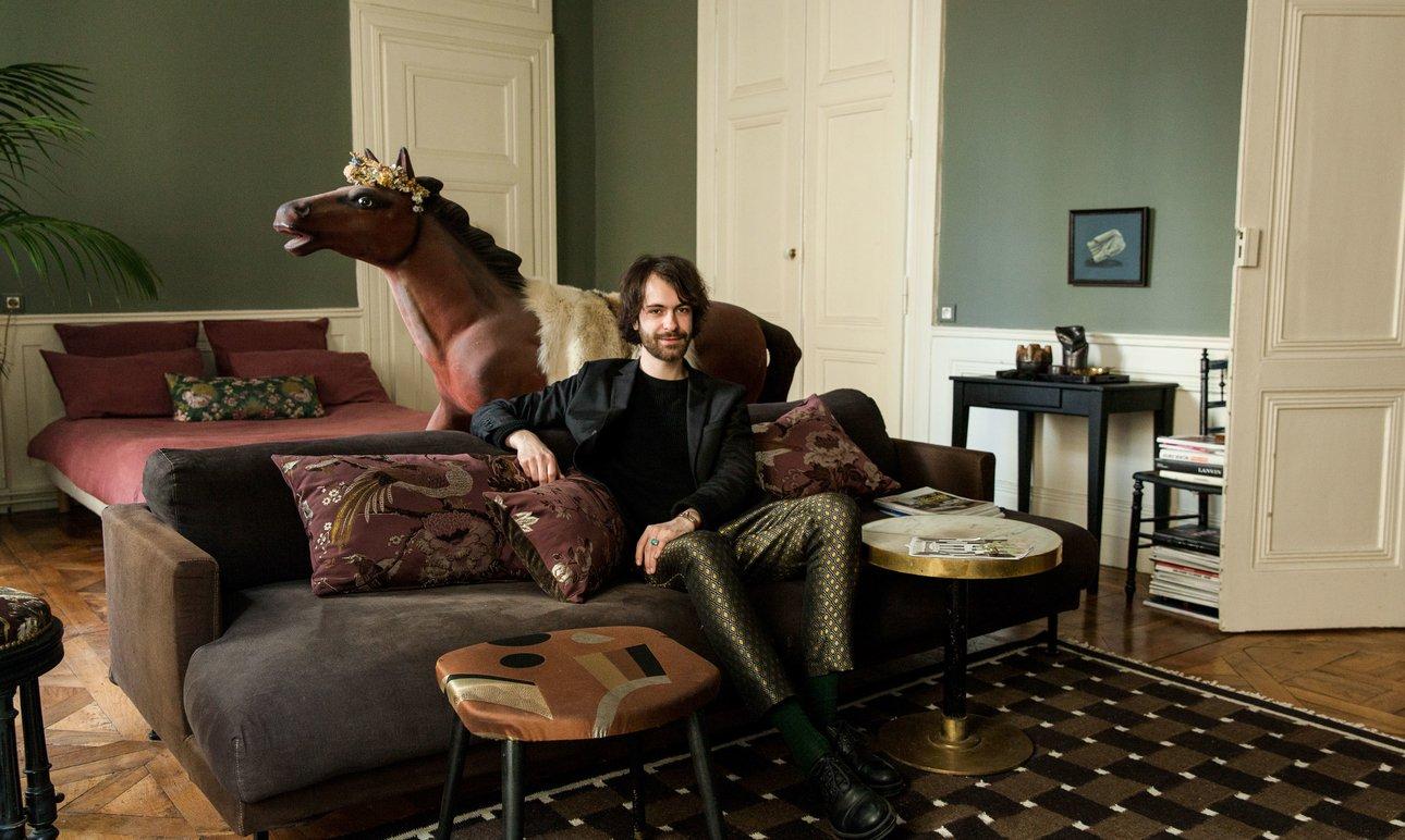 Victor Cadene, Dream Interior Designer