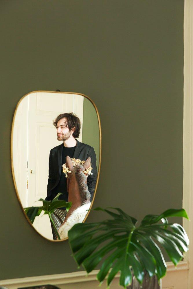 Portrait Appartement Victor Cadene Décorateur Lyon