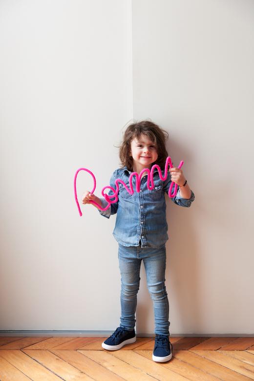 Fille Romy Appartement Duplex Paris Nayla Voillemot et Romain