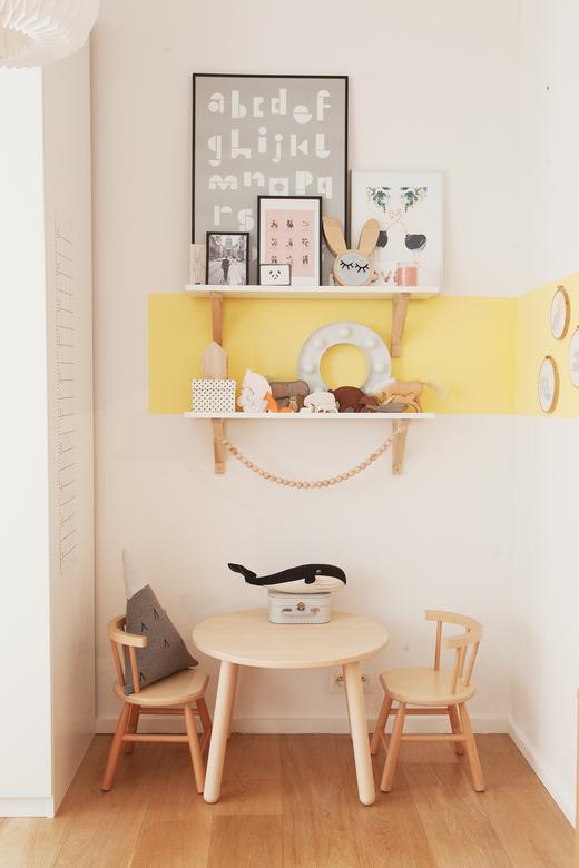 Chambre d'enfant Architecte Laura Ruiz Fernandez Bruxelles