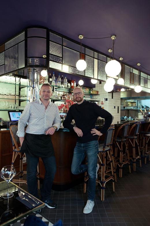 Fondateur et décorateur Adresse Restaurant Les Foodies Paris Marais