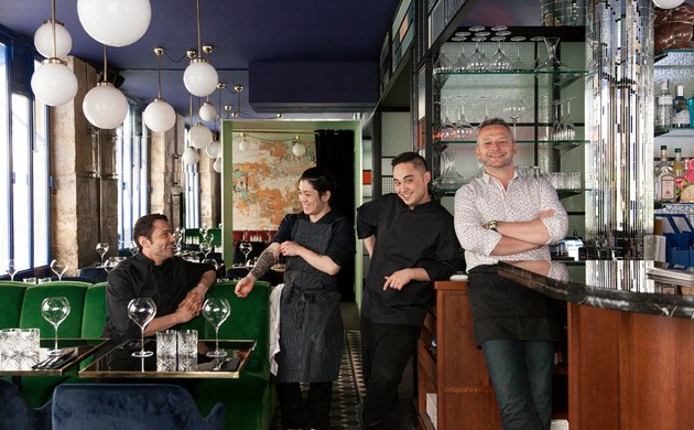 Les Foodies, a Sea of Flavours
