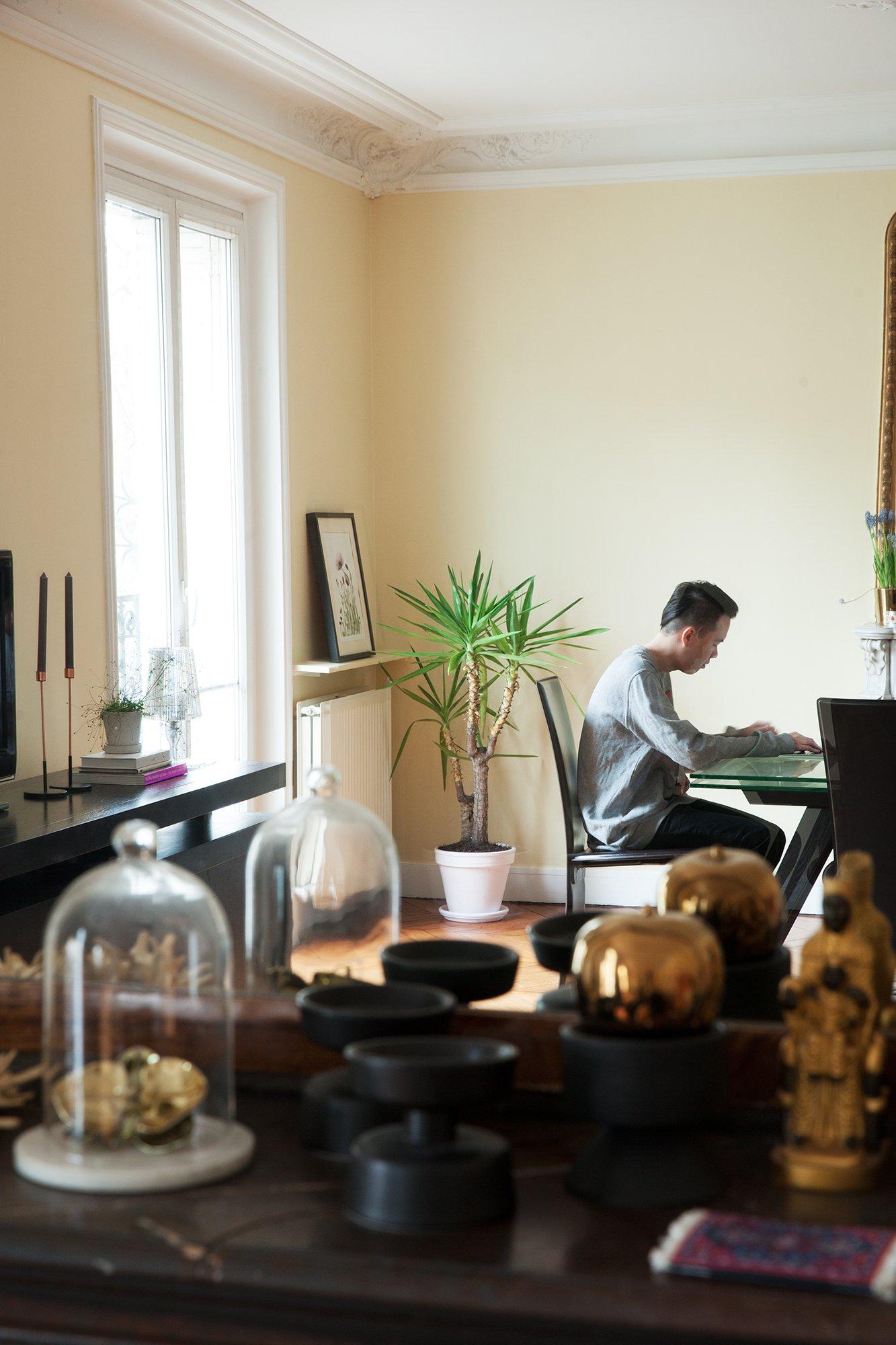 Salon Styliste Designer Jonathan Liang Paris