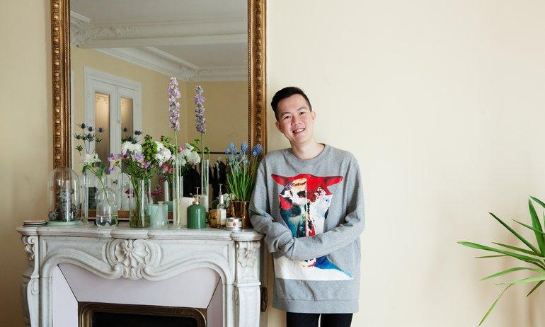 Jonathan Liang, ode sauvage à la féminité