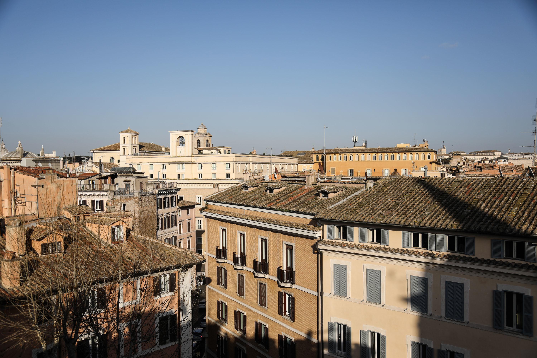 Vue – Un week-en a Rome