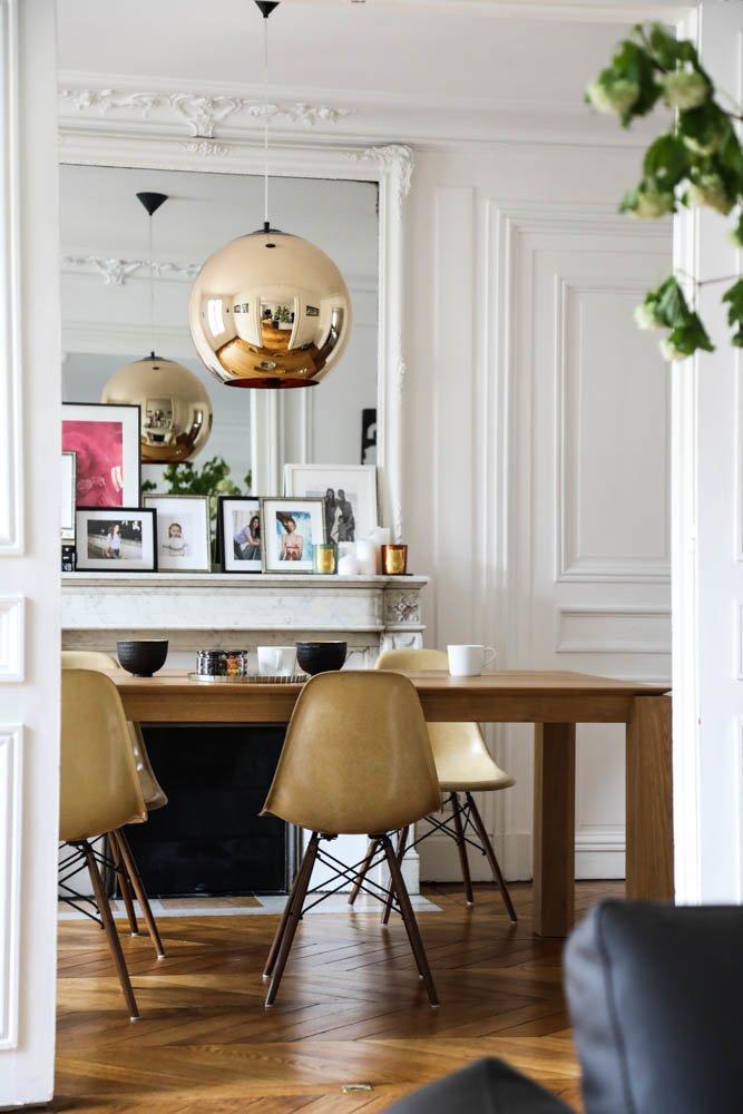 Apparement Salle à manger Claire Thomson Jonville Paris