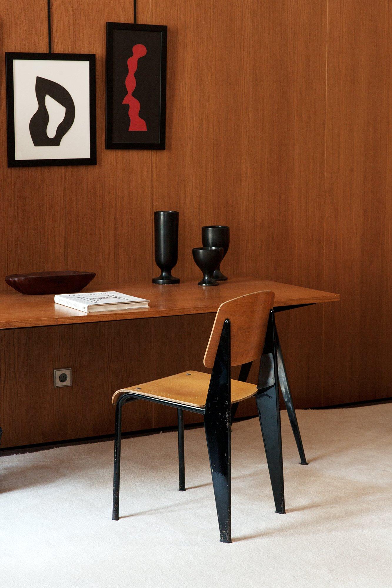 Bureau Appartement Emmanuel de Bayser The Corner Berlin