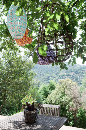 Vue jardin – Manuela Sosa