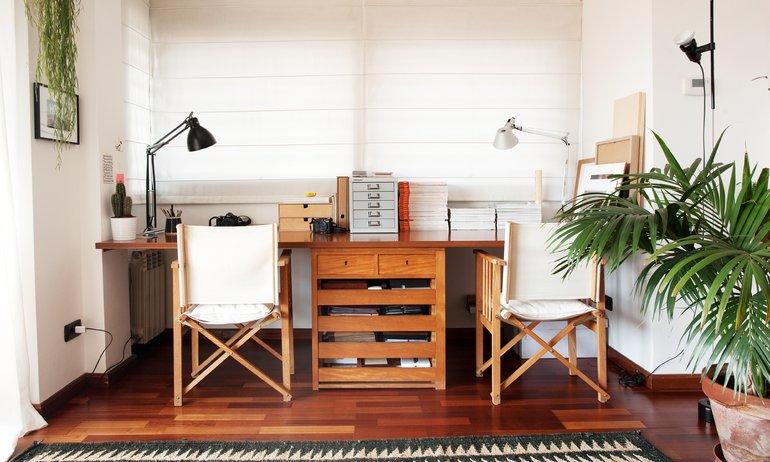 Bureau Andrea Conti Créatrice Studio Conti, Cert Barcelone