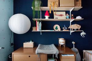 Chambre d'enfant – Andrea Conti