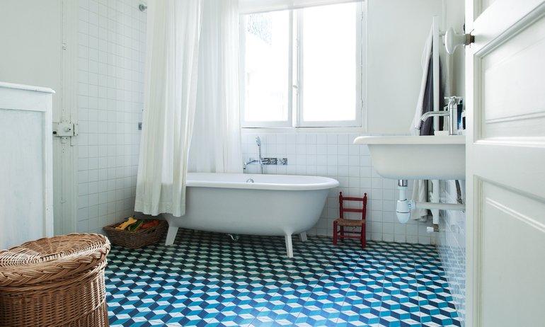 Salle de bains Constance Baudeau Créatrice Gallery Democratic