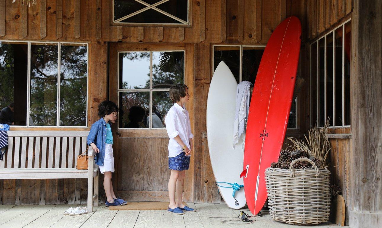 The Socialite Family x Massimo Dutti – A Beach Day at Cap Ferret