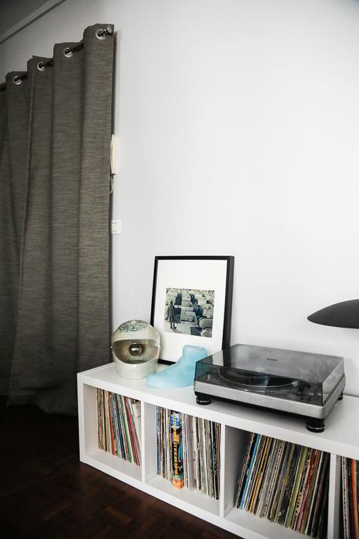 Collection vinyles Salon Valérie Bouvier Saint Ouen Paris