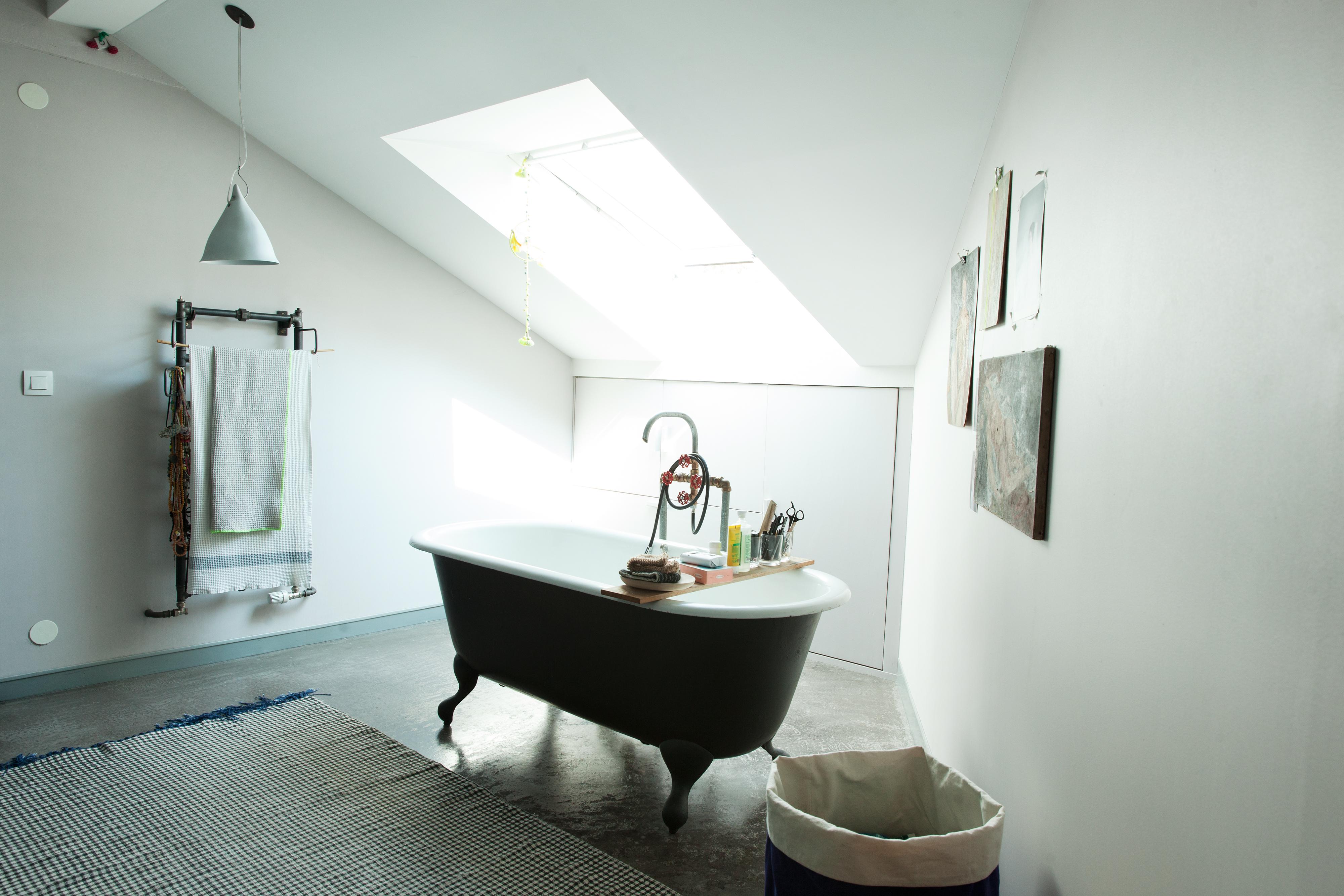 Salle de bain – Anne Hubert